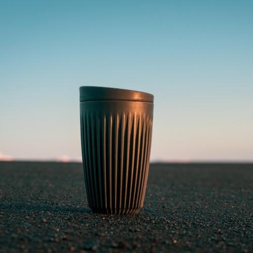 Huskee Cup Black